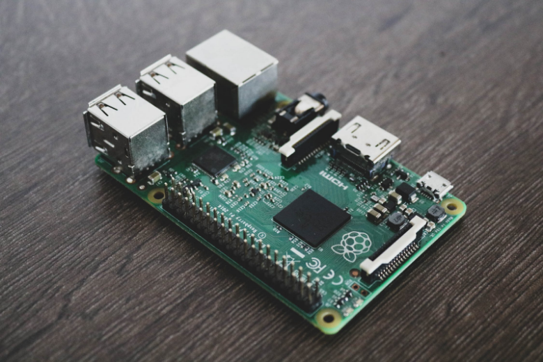 Raspberry Pi development board