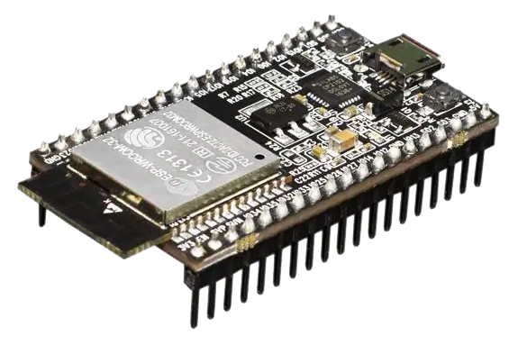ESP32 DevkitC board for IoT devices