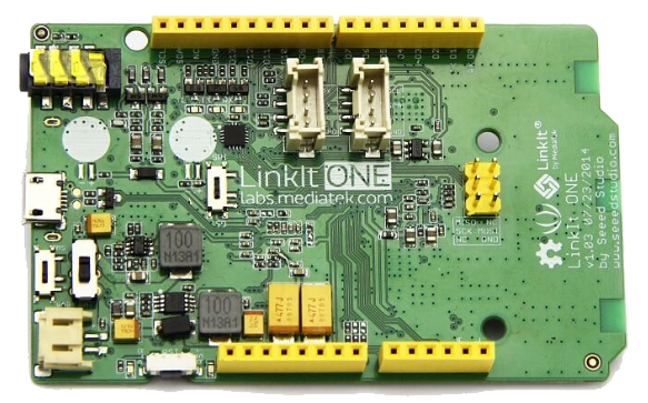 Linkit ONE development board for IoT devices
