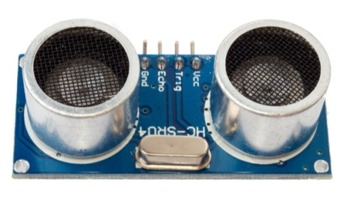 HC-SR04 module for ultrasonic sensor projects